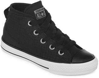 f4635909ed84 Converse Chuck Taylor All Star Syde Street Nylon Mid Boys Sneakers - Little  Kids Big