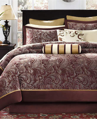 Madison Park Aubrey 12-Pc. King Comforter Set Bedding