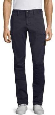 Stone Island Slim-Fit Logo Cargo Pants