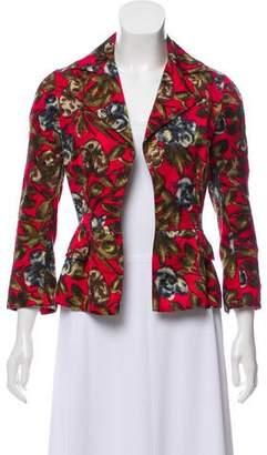 Dolce & Gabbana Casual printed Blazer