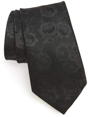 John Varvatos Paisley Silk Tie