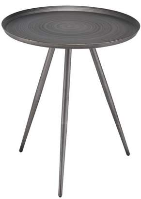 Furniture of America Arya Contemporary Side Table, Multiple Colors