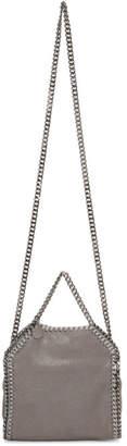 Stella McCartney Grey Tiny Falabella Shoulder Bag