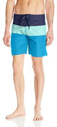 Kanu Surf Men's Phinn Solid Panel Board Short