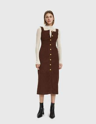 Paloma Wool Havana Corduroy Dress