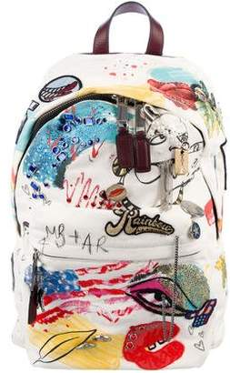 Marc Jacobs Collage Backpack