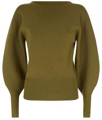 Ted Baker Popsah Bell Sleeve Sweater
