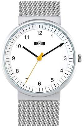 Braun 'Classic' Strap Watch, 31mm