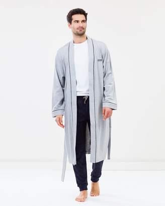 BOSS Cotton Robe