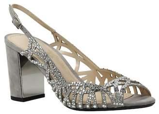 J. Renee Tahira Embellished Cutout Sandal - Multiple Widths Available