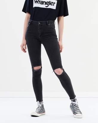Wrangler Mid Pins Jeans