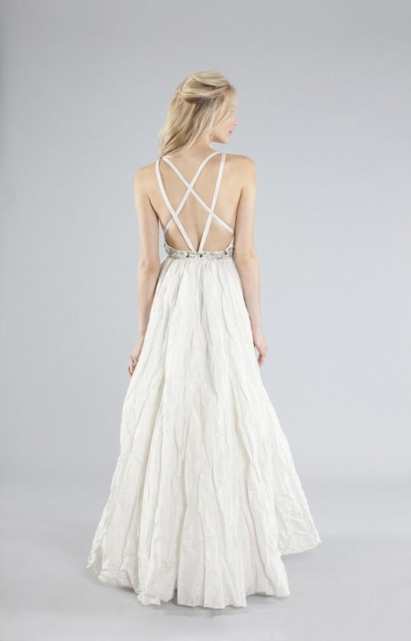 Nicole Miller Zoe Bridal Gown