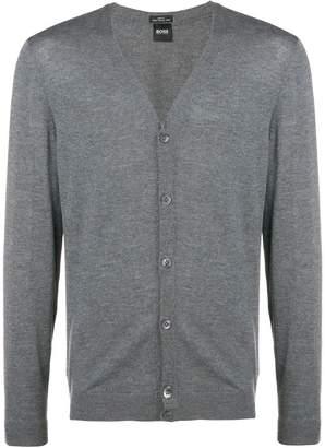 HUGO BOSS V-neck cardigan