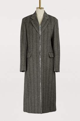 Stella McCartney Long wool coat
