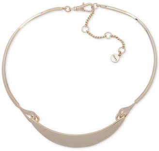 Fallon Baguette Bar Collar Necklace YS0TC