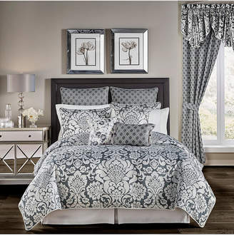 Croscill Remi 4 Piece King Comforter Set Bedding