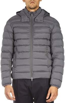 Colmar Grey Fabric Jacket