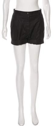 Hermes High-Rise Mini Shorts