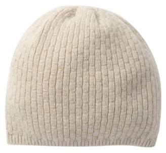 Portolano Mushroom Cashmere Hat