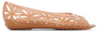 Crocs Isabella Jelly II Flat W Ballet Pumps