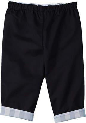 Burberry Kids' Unisex Turn-Up Trouser