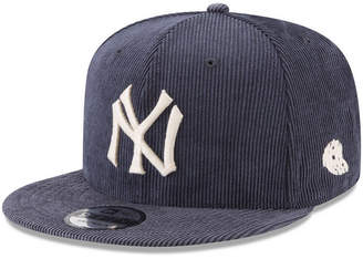 New Era New York Yankees All Cooperstown Corduroy 9FIFTY Snapback Cap