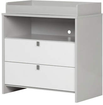 SOUTH SHORE Cookie Hybrid Changing Table and Dresser