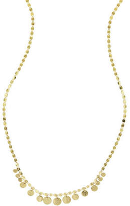 Lana Fifteen Mini Disc Chain Choker Necklace