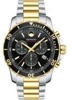 Movado Mens Series 800 Chronograph Watch 2600146