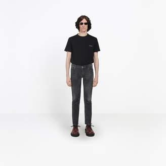 Balenciaga Stretch denim twill skinny jeans