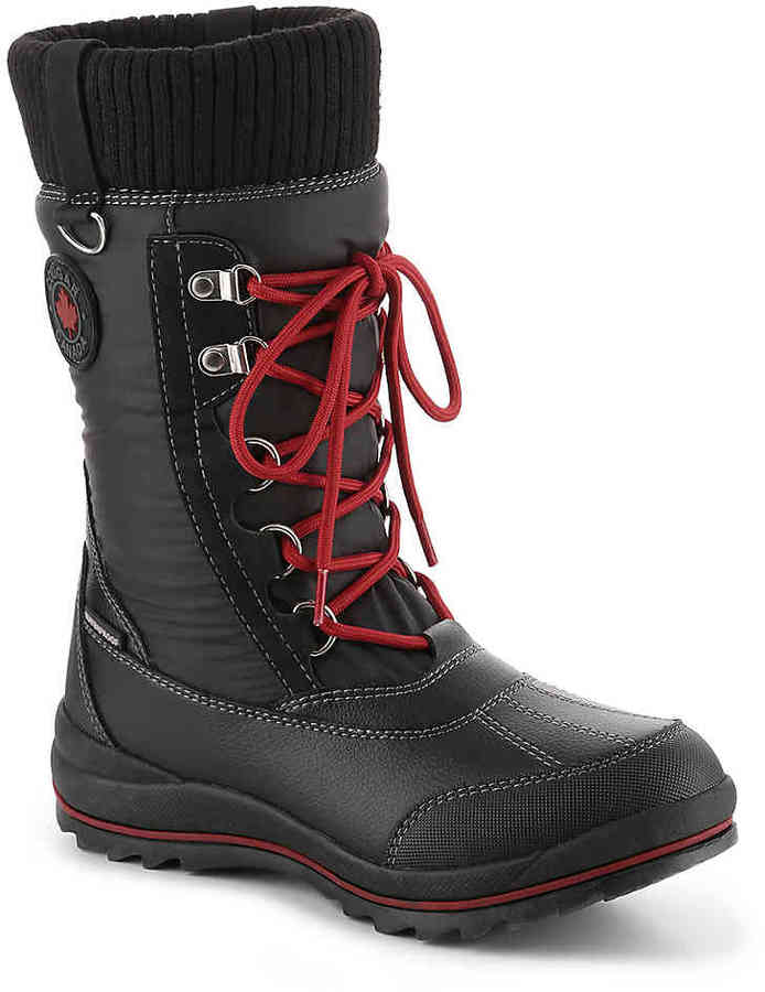 Cougar Women's Cougar Como Snow Boot -Black