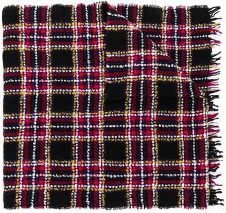 Liu Jo classic tartan scarf