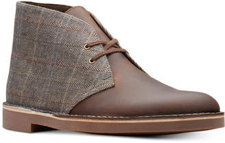 Clarks Men's Limited Edition Tweed Bushacres