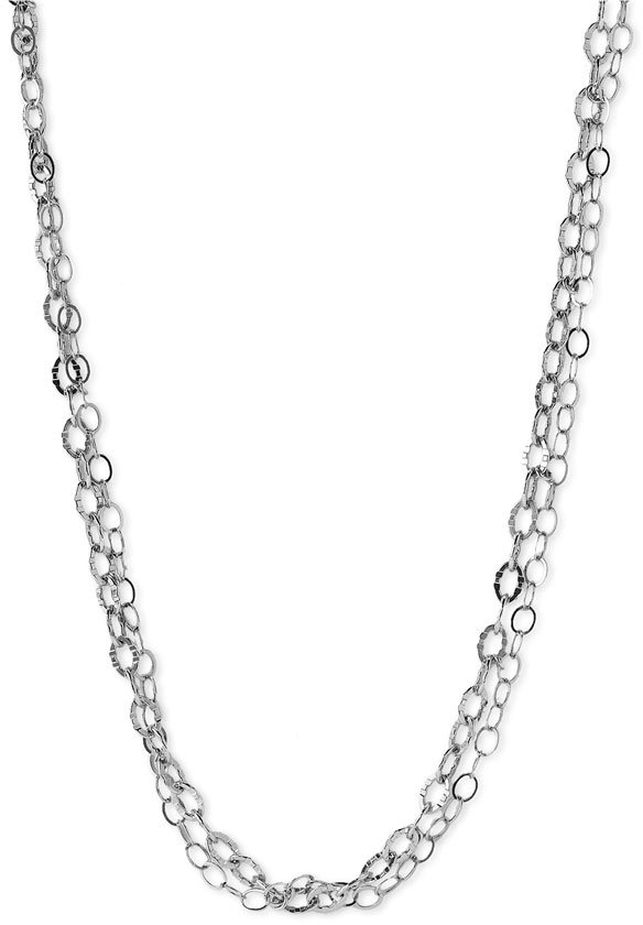 Nordstrom Extra Long Chain Necklace