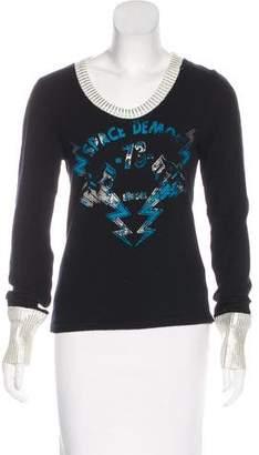 Diesel Graphic Knit Sweater