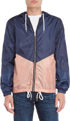 Sovereign Code Color Block Windbreaker Jacket