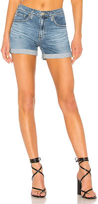 AG Adriano Goldschmied High Waisted Hailey Short.
