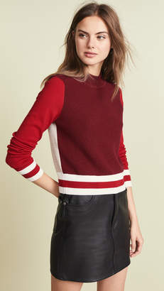 Rag & Bone Dean Mock Neck Sweater