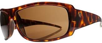 Electric Visual Charge XL Gloss Tortoise/OHM Polarized Bronze Sunglasses
