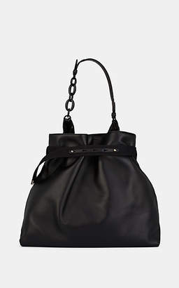 Lanvin Women's Leather Hobo Bag - Black