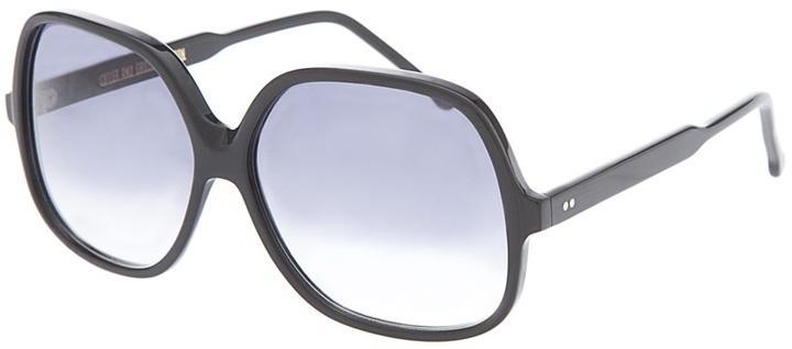 Cutler & Gross Gradient-lens sunglasses