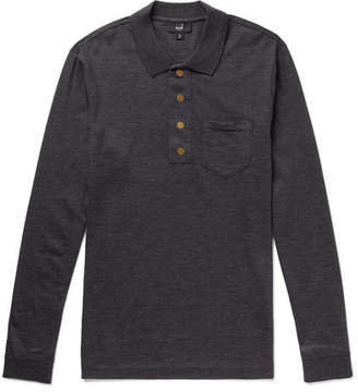 Dunhill Wool Polo Shirt