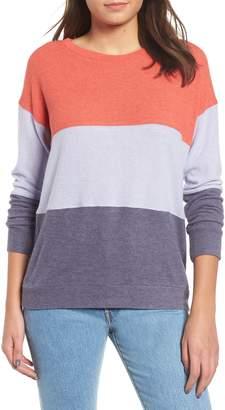 Socialite Colorblock Sweatshirt