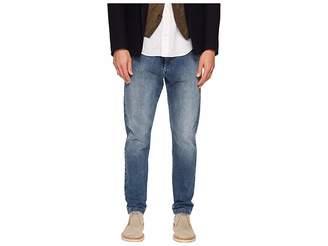 Eleventy Cotton Stretch Jogger Jeans in Denim Men's Jeans