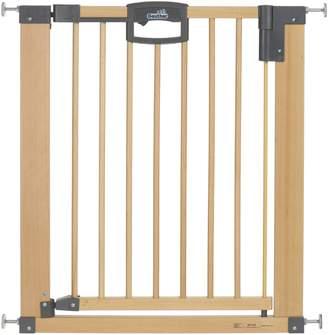Geuther Door Safety Gate Easy Lock (Wood Range of Adjustment 68.5 - 76.5cm)