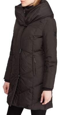 Lauren Ralph Lauren Classic Hooded Jacket