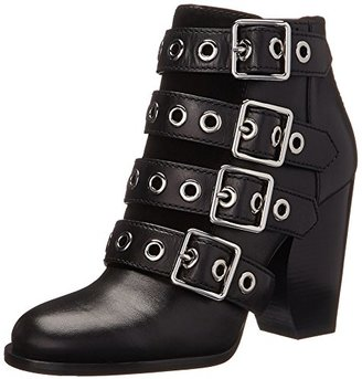 Marc by Marc Jacobs Women's Marnie Multi-Strap Heel Boot $528 thestylecure.com