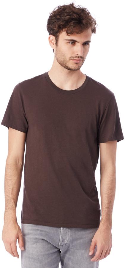Organic Cotton Mens Crew T-Shirt