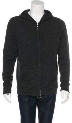 Magaschoni Knit Cashmere Hoodie