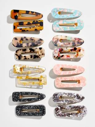 BaubleBar Monica Set of Two Hair Clips